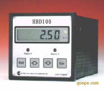 Hitech G1010型氧气分析仪