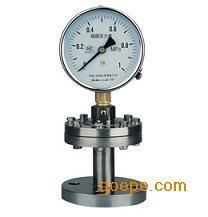 Y-100MF Y-150MF隔膜式压力表