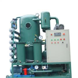 双级真空滤油机,变压器油滤油机,变压器油过滤机