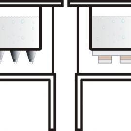 多槽式超声波清洗器/多槽式超声波清洗机多槽清洗机