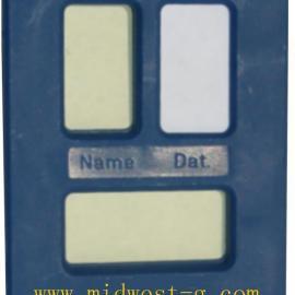 光气徽章/光气指示牌 型号:m141443