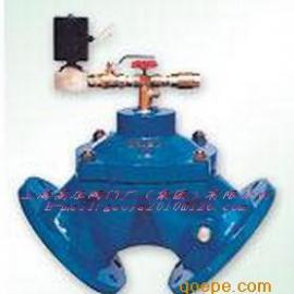 液压池底排泥阀