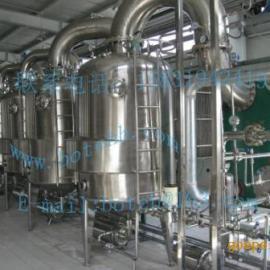 造纸黑液蒸发浓缩设备黑液蒸发器