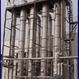 高浓度废水降膜蒸发器