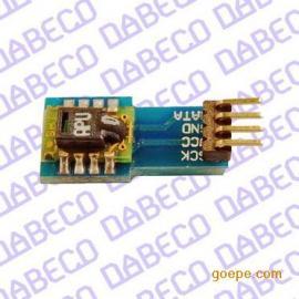 DHT60插针式数字温湿度传感器 小尺寸温湿度传感器