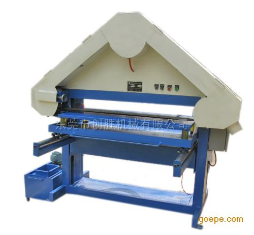 三角水磨拉丝机/砂光机