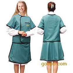 短袖X射线防护服(分体)