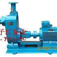 自吸泵:ZW型自吸污水泵