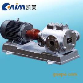 LQG型三螺杆泵,保温型沥青泵