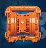 WILDEN P2金属泵 威尔顿气动隔膜泵