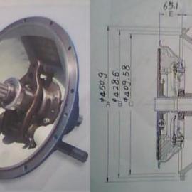 离合器 W13-WG-100 W15-WG-2