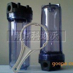 塑料透明单芯过滤器供应商