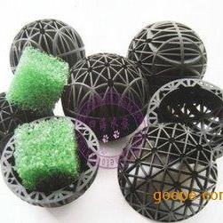 优质生化球/生物球 100粒装带棉