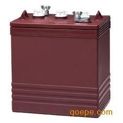 美国Trojan T-105高尔夫球车蓄电池 洗地机电瓶