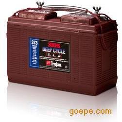美国Trojan 30XHS蓄电池 手推式洗地机电瓶