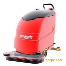 意大利克立威全自动洗地机