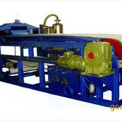 带式真空过滤机|矿山污泥处理设备