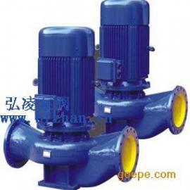 管道泵:ISG型立式管道泵|不�P�管道泵