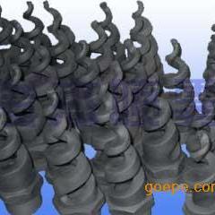 供应批发脱硫除尘设备用喷嘴  螺旋喷嘴 金属喷嘴