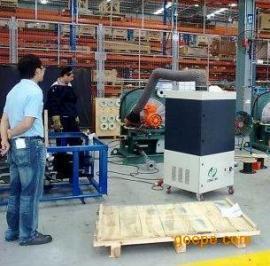 低耗材可移动焊烟净化器