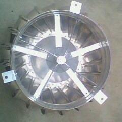不锈钢材质60'无动力换气扇'屋顶无动力通风器