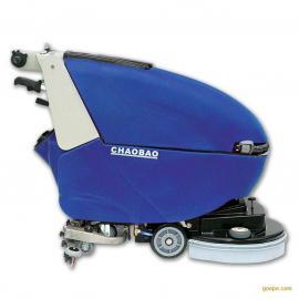 超宝电线式自动洗地机