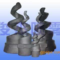 除尘器配件|碳化硅螺旋喷嘴|东莞喷嘴厂