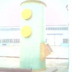 烟气脱硫塔,锅炉烟气脱硫塔,除尘脱硫塔,脱硫塔
