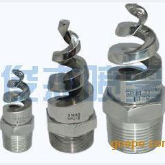 供应批发脱硫除尘316L不锈钢螺旋喷嘴 喷头