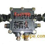 矿用隔爆型六通接线盒(通信电缆)