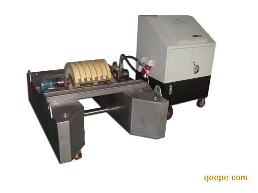 滚筒式浮油收集机