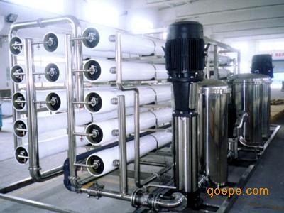 纯水设备维护保养