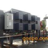 印染定型机油烟油雾净化收集装置