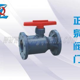 Q41F-10S塑料球阀