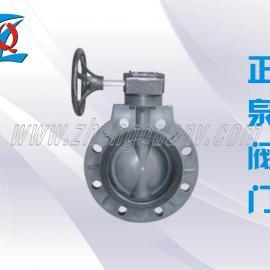 D371X-10S防腐塑料蝶阀