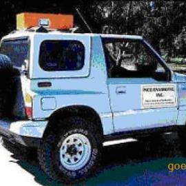 IRIS-PLUS车载放射性巡测系统