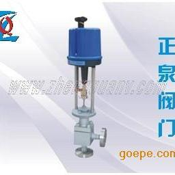 ZDLS电子式电动角形高压调节阀