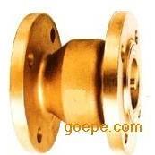 HC41X黄铜法兰消声止回阀