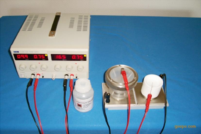 双路电沉积系统(α制样设备)