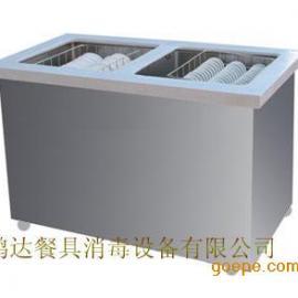 河南餐具清洗消毒设备&洗碗机&烘干消毒机&全自动