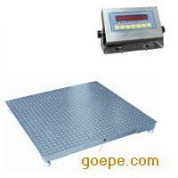 1吨电子磅称,上海双层地磅秤,电子磅秤