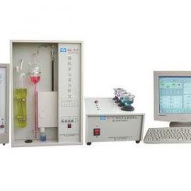 钢铁五大元素分析仪