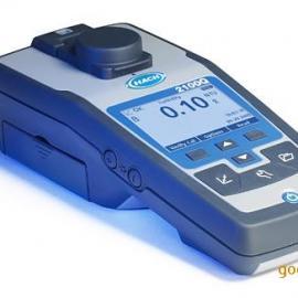 美国哈希 2100Q便携式浊度仪