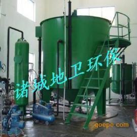 竖流式溶气气浮沉淀机|溶气气浮设备