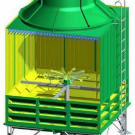 双佳方形玻璃钢逆流填料凉水塔