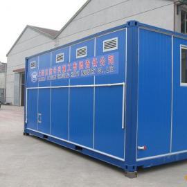 集装箱式移动厕所