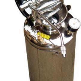 不锈钢便携式压力洗眼器LD-30005