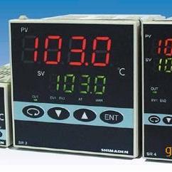 SRS14日本岛电0.25级可编程PID调节器