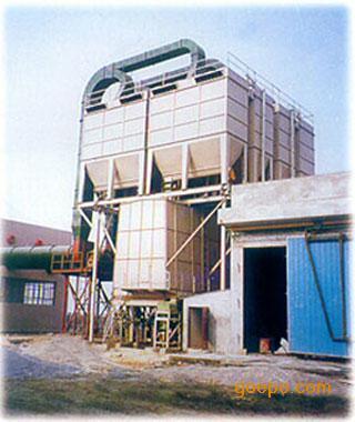 炼钢厂布袋除尘器