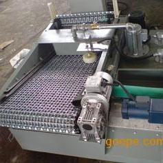 磁性分离器与弧网纸带过滤机组合